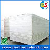 hoja de la espuma del PVC de 0.8m m para la impresión