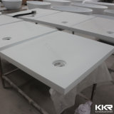 Kkr Artificial Marble Stone Bathroom Furniture Shower Tray (SB1704182)