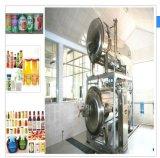Das empfohlene/flexible Verpacken/können/die in Büchsen konservierte Nahrungsmittelqualitäts-Nahrungsmittelsterilisation