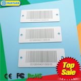 3 in 1PCS CR80 Hang Key Tag Loyalty Namensmarke mit Barcode