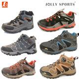 Mann-Komfort-Trekking-im Freiensport, der wasserdichte Schuhe wandert