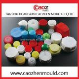 Botellas de plástico por inyección Champú / Flap Cap Molde