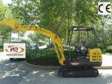 세륨을%s 가진 Haiqin Brand Small Crawler Excavator (SQ8022)