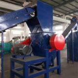 Plastikflaschenreinigung und Wiederverwertungs-Maschine
