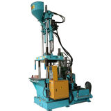 Preço vertical da máquina da modelação por injeção de eficiência elevada de Hl-400g para a sola Manufacutre da sapata