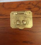 Коробка комплекта чая прямоугольника деревянная