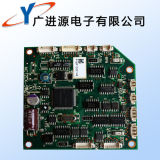 Câble d'alimentation de Panasonic Cm402 8*4mm SMT pour la machine de transfert (Kxfw1ks5a00)