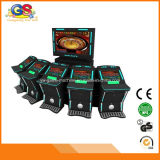 Tela de toque da máquina de jogo do jogo do empurrador da moeda do casino da arcada