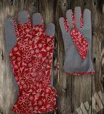 Кожаный сада Перчатк-Ткани сада Перчатк-Синтетические Перчатк-Работают перчатка Перчатк-Безопасности