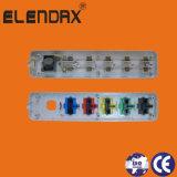 5 modo Power Extension Cords per europeo ed americano