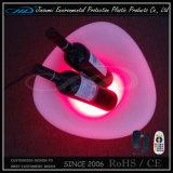 Rotional 조형을%s 가진 LED에 의하여 조명되는 맥주 얼음 양동이