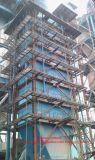 시멘트 산업 이용된 폐열 회수 보일러