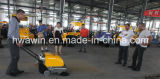 Mini machine de nettoyage de balayeuse de route de poussée de main