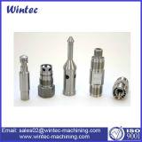 CNCはアルミニウムモーター部品、産業CNCによって機械で造られたコンポーネントを機械で造った