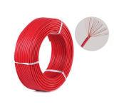 Câble électrique à un noyau de PVC de conducteur de cuivre (le meilleur choix)