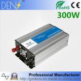 DC инвертора 12V/24V силы автомобиля 300W к инвертору волны синуса AC 120/220V чисто