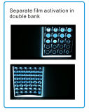 Иллюминатор рентгеновского снимка СИД, коробка телезрителя пленки рентгеновского снимка, свет Minston двойного соединения X-Rary Negatoscope Mst-4000II медицинский