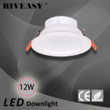 Ce&RoHS 통합 운전사 LED 천장 빛을%s 가진 12W 4 인치 LED Downlight 스포트라이트 LED 빛
