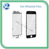 Moldura média de vidro exterior do quadro para a lente de vidro dianteira de iPhone6 6plus 5.5inch com quadro