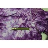 中国OEMの製造業者の長い袖の綿のTシャツ