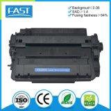 Conveniente para el cartucho de toner compatible del laser del negro del HP Ce255X