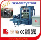 Machine de fabrication de brique concrète complètement automatique \ machine automatique de brique