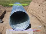 Труба Csps 3000 поставкы рифлёная стальная