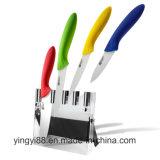 Porte-couteau magnétique acrylique de qualité supérieure