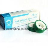 아시아 고품질 PTFE 테이프 PTFE 스레드 물개 테이프 또는 테플론 테이프