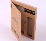 Ecoクラフト紙の電話包装のギフト用の箱