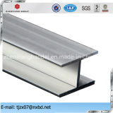 GB en JIS Standard Q235 Ss400 Steel H Beam Price voor Steel Structure Building