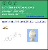最も売れ行きの良い高品質のReichsteinの物質の21アセテート