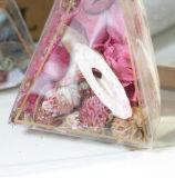 La bolsita fragante de la flor seca evita el aire casero de los insectos fresco