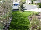 Het perfecte Kunstmatige Gras van het Landschap van de Luxe