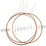 Electrical ProductsのためのCopper Coil Air Core Coil Inductor Coil製造業者