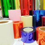 Farbe steifer Belüftung-Film für Phama Verpackung