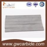 Boa qualidade da tira do carboneto de tungstênio