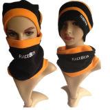 겨울 모자 Snood 극지 양털 가면 Snood 모자 목 온열 장치 스키 스카프 베레모 Balaclava 가면3 에서 1 남녀 공통