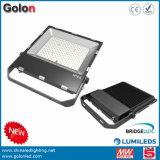 호리호리한 투광램프 200W 150W 100W 80W 50W 30W 20W 10W Dimmable 옥외 LED 플러드 빛
