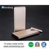 CNC прессовал алюминиевая коробка приложения металла раковины для электроники