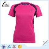 Le magliette di disegno delle donne comerciano gli abiti sportivi all'ingrosso