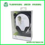 Empaquetado de lujo plegable del protector de la pantalla del animal doméstico del claro plástico barato