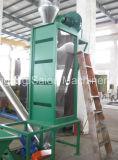 puces en plastique de la bouteille 100-500kg/H réutilisant la machine
