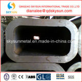 Amerikanisches mildes Kohlenstoff-Standardquadrat-Stahlrohr