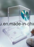 Witte Plastic Doos DVD