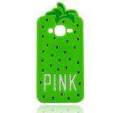 Samsung LG G4/H815 (XSP-002)のためのかわいいいちごのシリコーンの携帯電話の箱