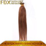Extensão do cabelo de Remy, cabelo humano de Remy, extensão do cabelo humano do Virgin (Eu-Derrubar os cabelos), cabelo de Remy