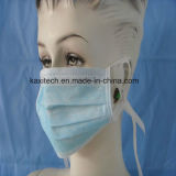 Nichtgewebte medizinische Wegwerfgesichtsmaske