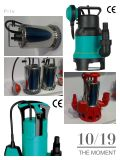 (SDL250C-6) Pompe submersible de ménage portatif en plastique chaud de la vente 750W pour l'eau propre