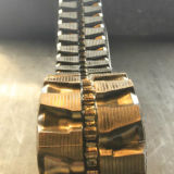 Trilha de borracha (300X55X72) para (Holland NOVO, TEREX) a máquina